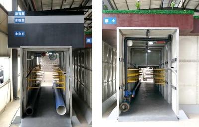 钢塑复合综合管廊